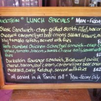 Duckstein Brewery Swan Valley Perth Monday-Friday lunch specials