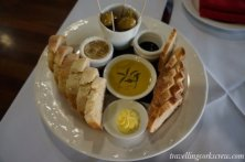 Fillaudeau's Cafe in the Swan Valley French dipping plate