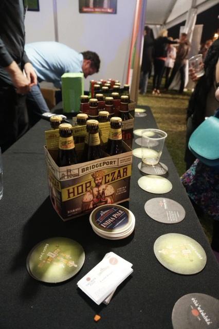 Taste of Perth Bridgeport Beer