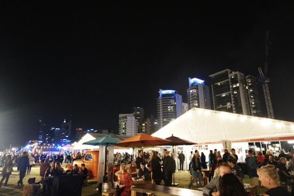 Taste of Perth2014 Saturday Night