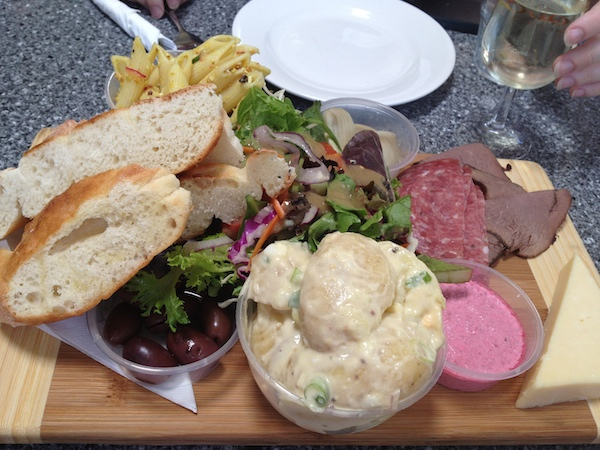 Houghton Wines Lunch Platter