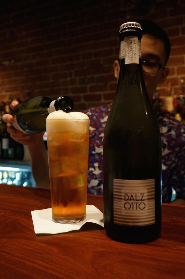 The Dominion League Bar Perth - Spagliatio #2 Cocktail