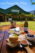 Lunch at Plantagenet Wines in Mt barker