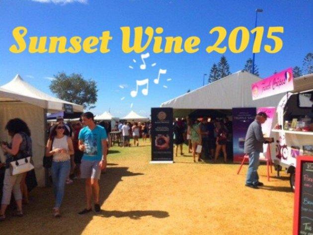 Sunset Wine 2015 - Scarborough Beach Reserve