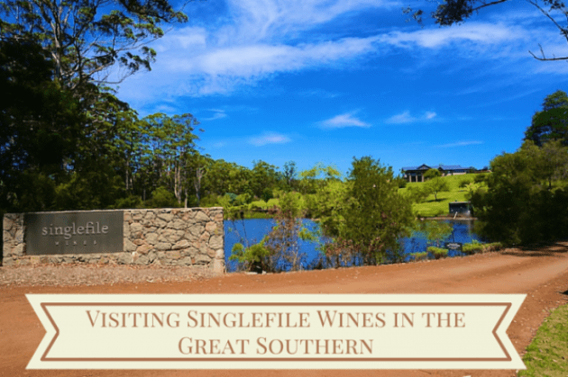 Visiting Singlefile Wines in the Great Southern