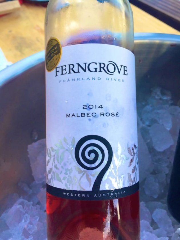 Ferngrove Wines 2014 Malbec Rose