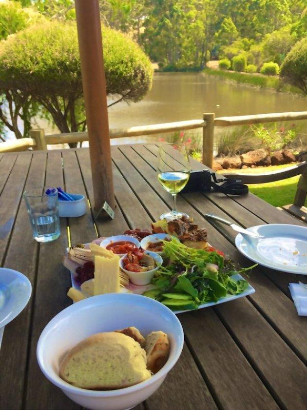 The Lake House Denmark - Lunch Platter