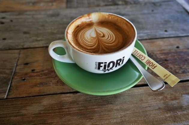 Fiori Coffee at Oakover Grounds - Swan Valley