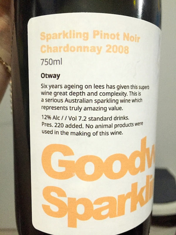 Goodwill Wines Sparkling