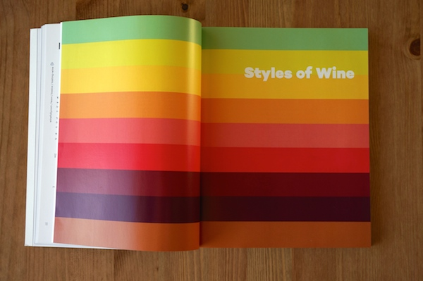 Wine Folly Book - Styles of Wine Chapter