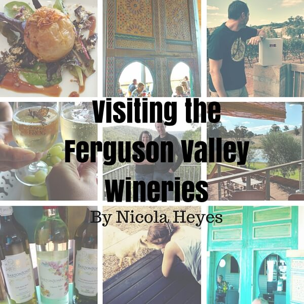 Visiting the Ferguson Valley Wineries
