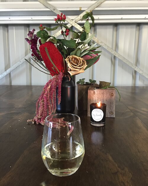 Posy in the Valley and Soy Lovely Candles at Pandemonium Estate, Swan Valley