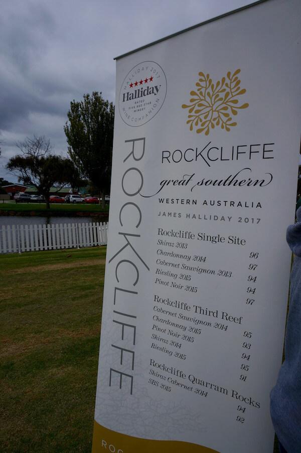 Rockcliffe Wines - Albany Wine & Food Festival