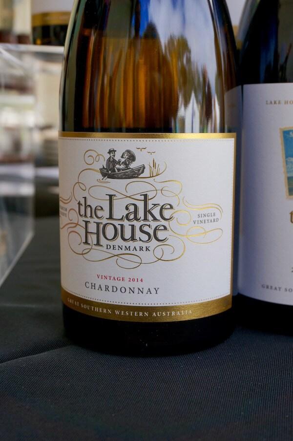 The Lake House 2014 Chardonnay - Albany Wine & Food Festival