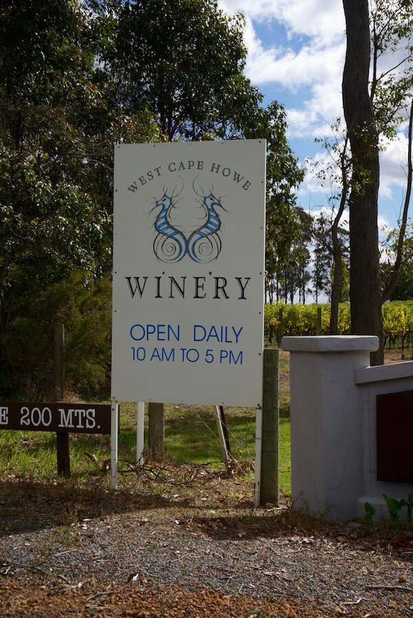 West Cape Howe Wines Mt Barker