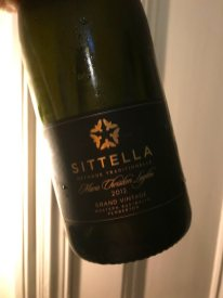Canny Grapes Tasting Class - Sittella Marie Christien Lugfren 2012