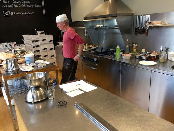 Foxeys Hangout Kitchen - Mornington Peninsula Wineries