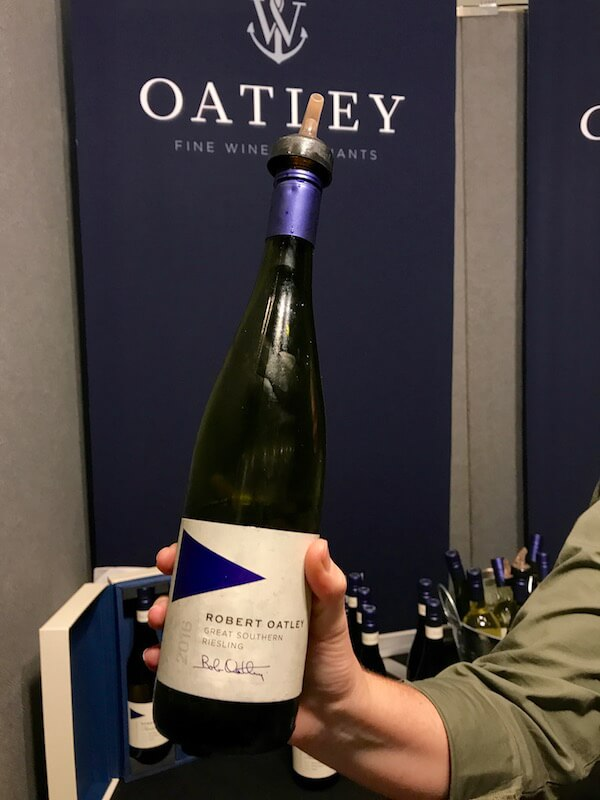 Robert Oately - Wine Show By The Bay