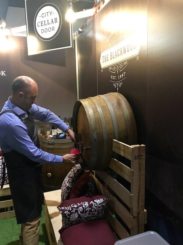 Latitude 34 Wine Co at Good Food & Wine Show Perth