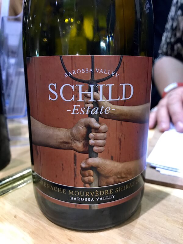 Schild Estate GSM at Good Food & Wine Show Perth