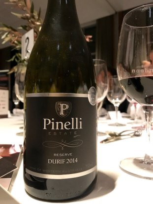 Pinelli Reserve 2014 Durif