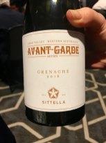 Sittella Avant-Garde 2016 Grenache