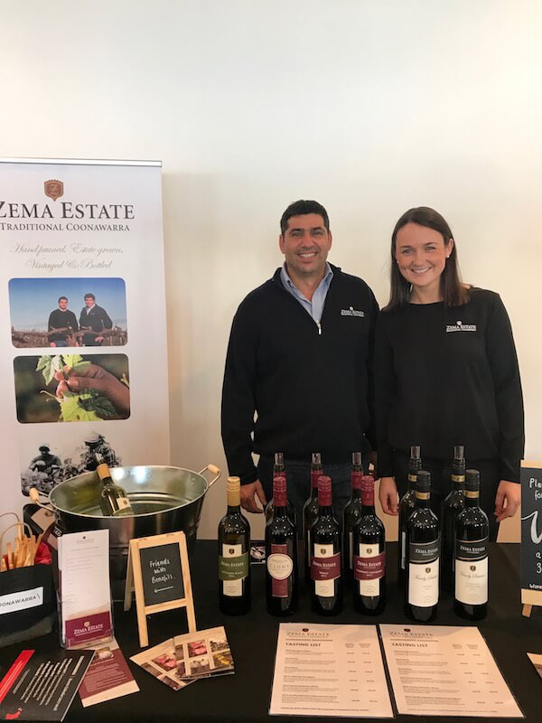 Zema Estate Coonawarra Roadshow