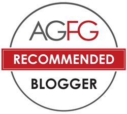 AGFG Recommended Blogger Badge