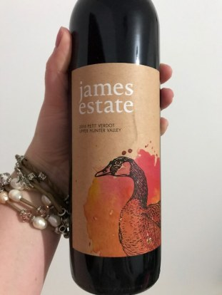 James Estate - Hunter Valley - 2016 Petit Verdot