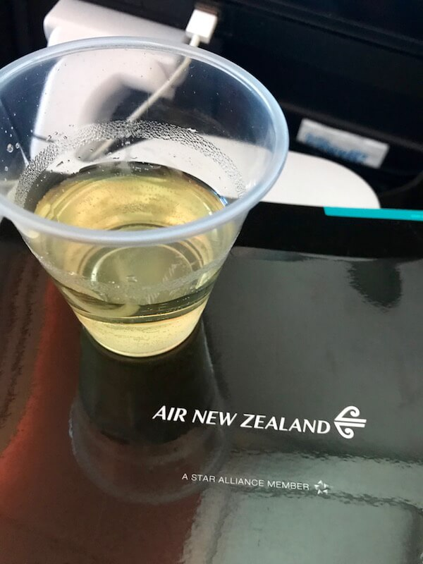 Air New Zealand - The Airline for Wine Lovers