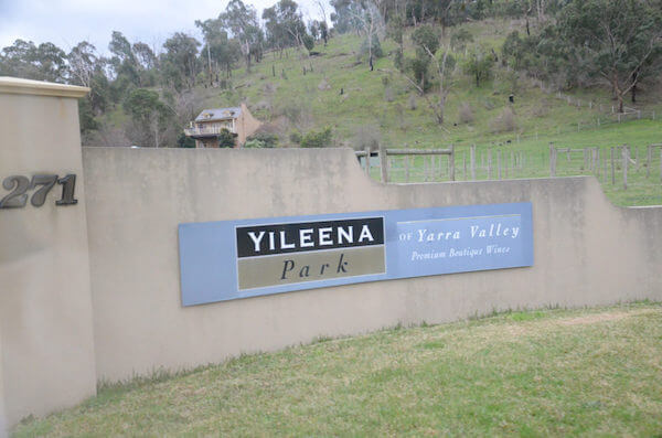 Yileena Park - Yarra Valley Wineries