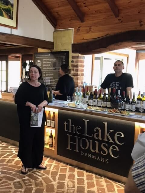 Leanne owner Lakehouse photo by Denmark Chamber of Commerce