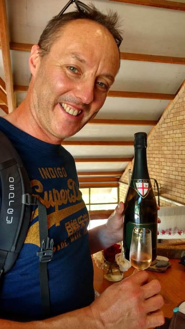 Ralph Wine Tasting at Mann Winery Swan Valley