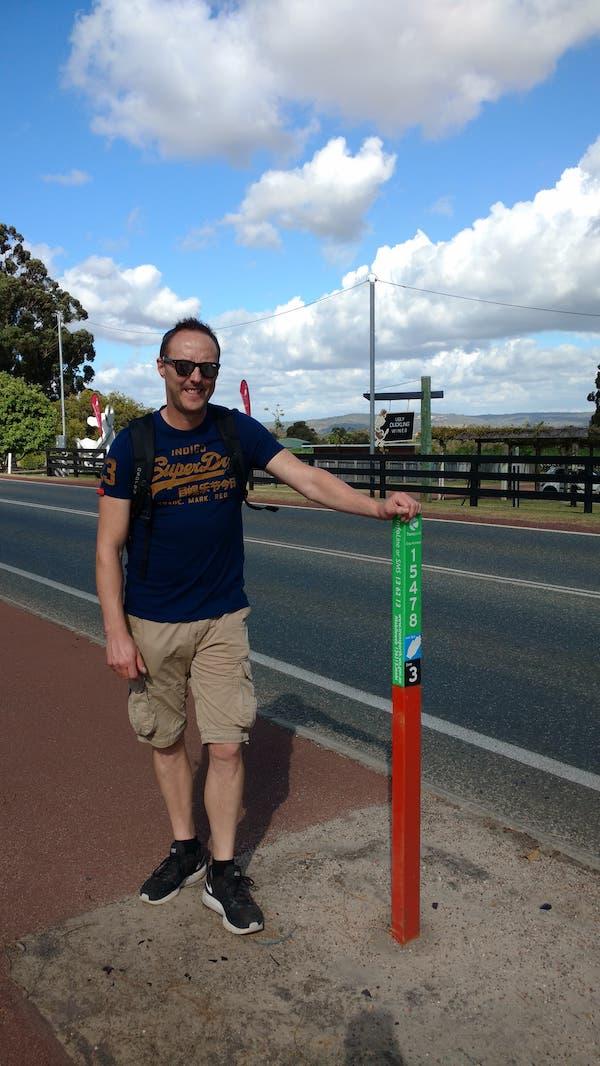 Swan Valley Explorer Hop On Hop Off Bus Stop