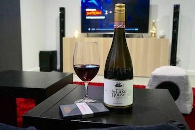 The Lake House 2015 Pinot Noir Denmark