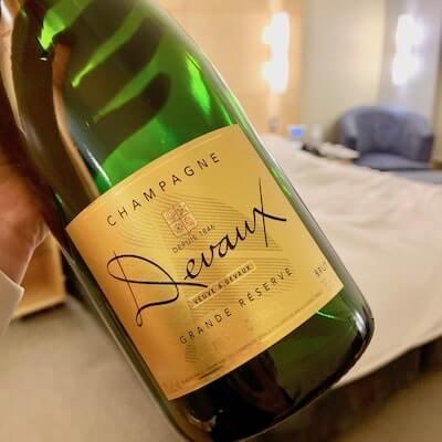 Champagne Devaux Grande Reserve