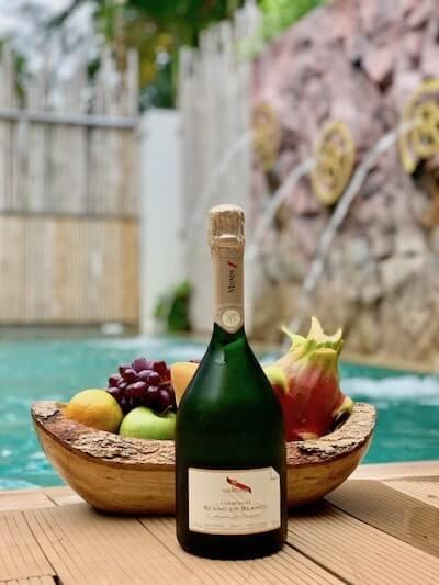 G.H Mumm Champagne Blanc de Blancs