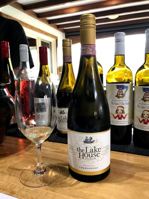 bottle-and-glass-of-the-lake-house-chardonnay