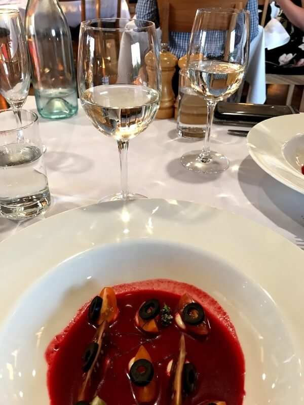 first-course-insalata-at-pinelli-estate-winery-restaurant-with-a-glass-of-semillon-sauvignon-blanc-