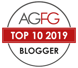 AGFG Top 10 Blogger 2019
