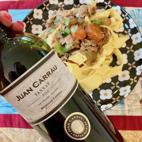 Bodegas Carrau Juan Carrau 2016 Tannat - Uruguay Wine