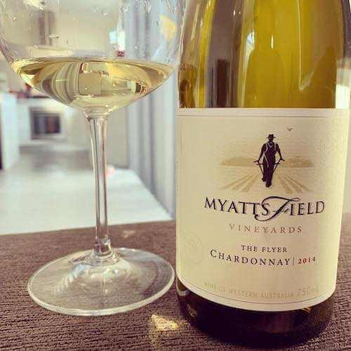 MyattsField Vineyards The Flyer Chardonnay 2014