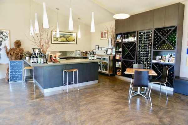 Tom Cap Winery Cellar Door Gippsland