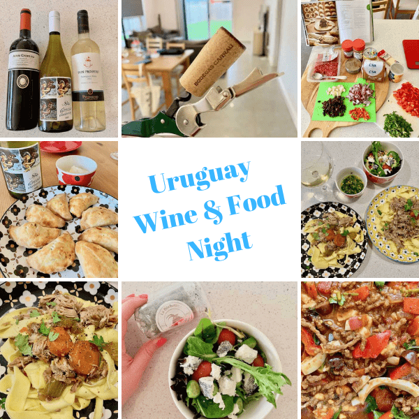 Uruguay Wine and Food Night