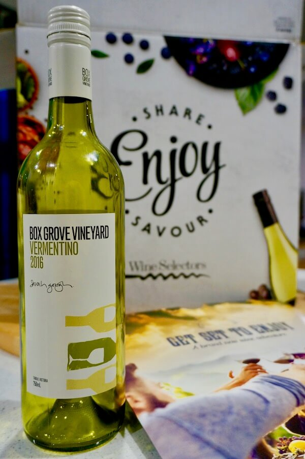 Box Grove Vineyard 2016 Vermentino - Wine Selectors
