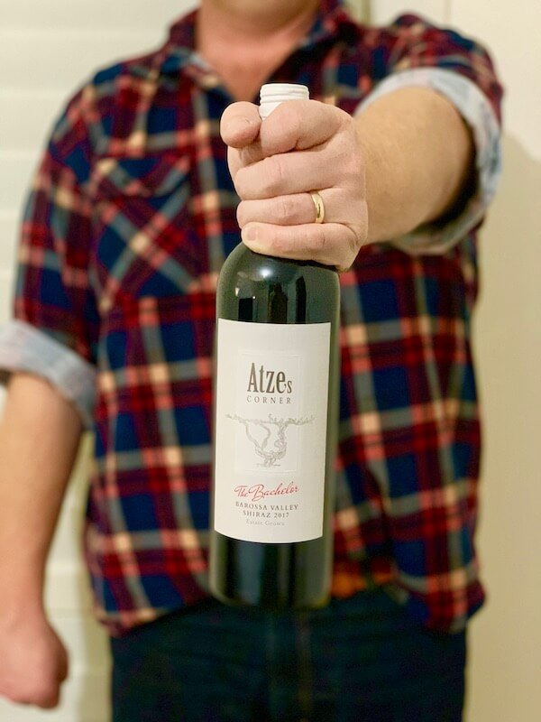 Atze's Corner 2017 The Bachelor Shiraz - Barossa Valley