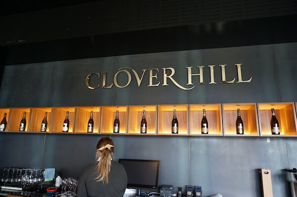Cellar Door at Clover Hill - Tasmania Wineries