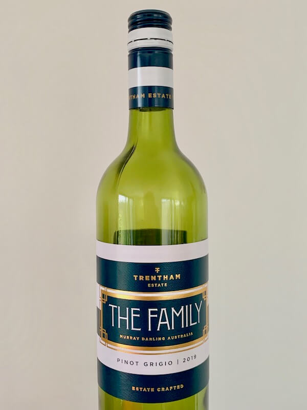 Trentham Estate 2019 The Family Pinot Grigio