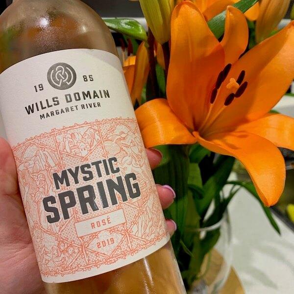 Wills Domain Mystic Spring 2019 Rose