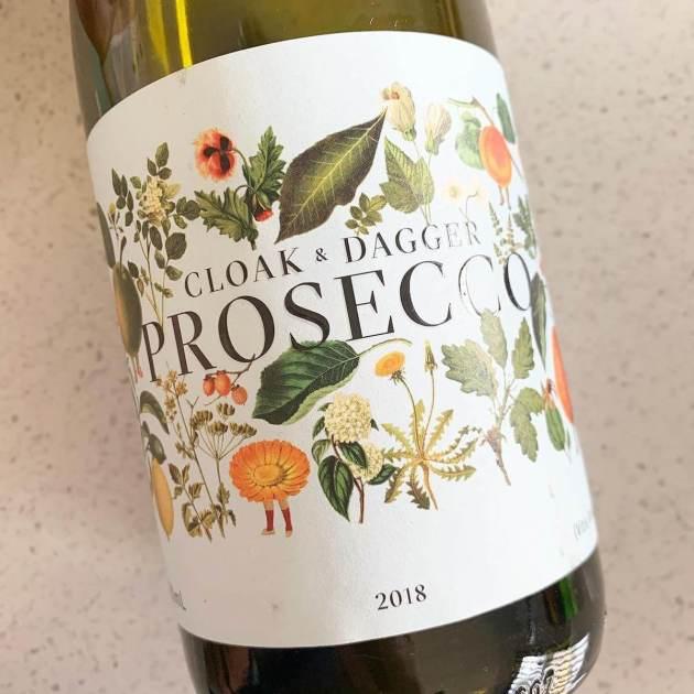 Cloak and Dagger 2018 Prosecco